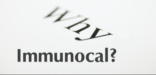 Why Immunocal