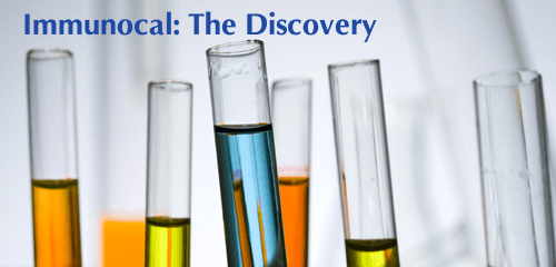 immunocal Discovery